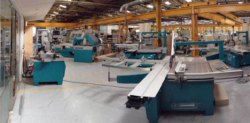 Scott+Sargeant Woodworking Machinery UK | Woodworking Machinery UK