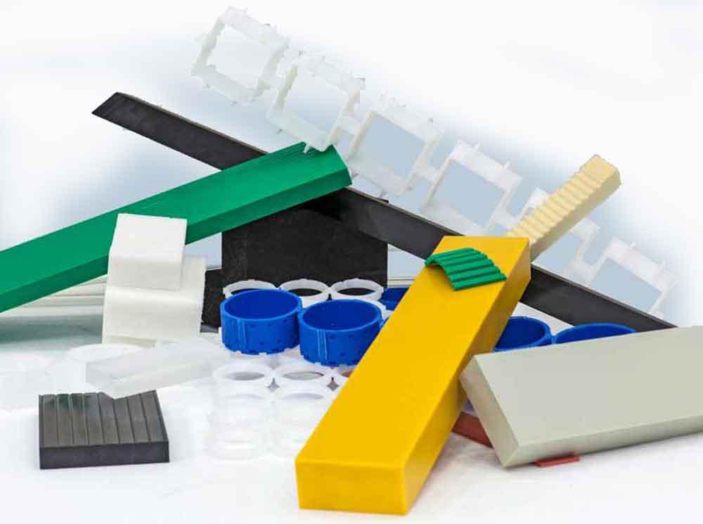 Plastics Cutting and shaping machines